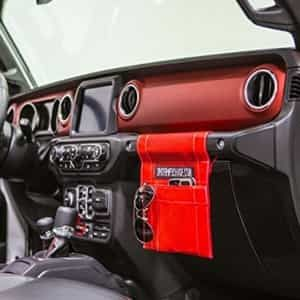 Spiderwebshade Jl Jeep Wrangler Passenger Seat Storage Bag Jeep Wrangler Custom Jeep Wrangler Jeep