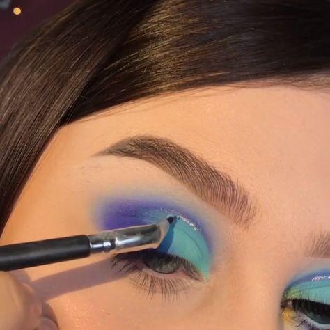 #eyemakeup #eyeshadow #eyemakeupideas #eyemakeuptutorial #makeuptutorials #makeup #eyebeauty #beautymakeup #beauty #beautyhacks