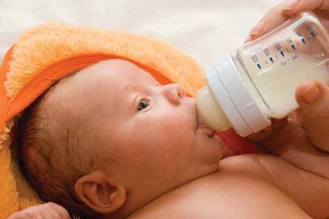 It is ideal to feed a premature baby eight times a day.