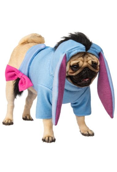 Eeyore Pet Costume With Images Pet Costumes Pet Costumes For