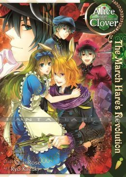 Alice In The Country Of Clover March Hare S Revolution Alice