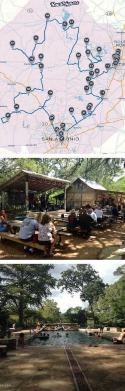 This road trip through #Texas Hill Country is one of our favorites!