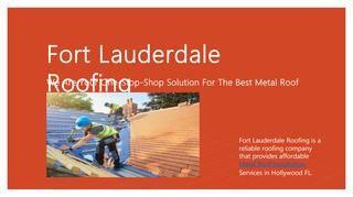 Best Roofing Company Pembroke Pines Fl In 2020 Best Roofing Company Roofing Cool Roof