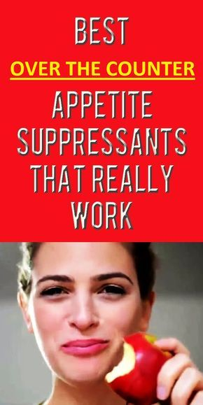 Best Over The Counter Appetite Suppressants Health
