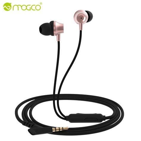 Mogco Wired In Ear Earphone Heavy Metal Rock Music Hifi Stereo Sound