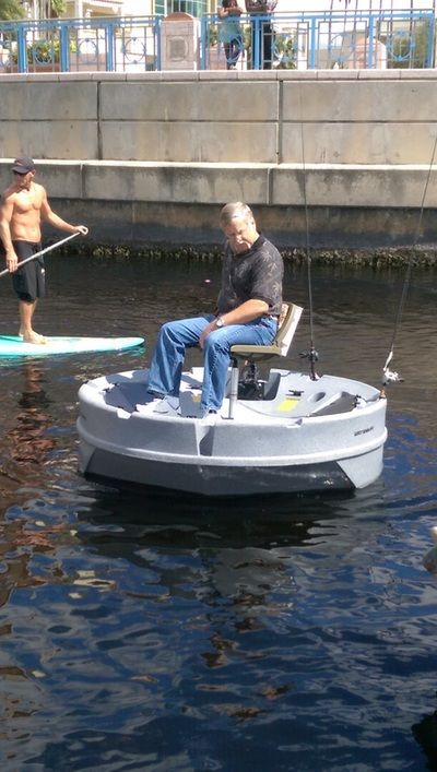 Pictures Gallery Ultraskiff Round Boat Round Watercraft