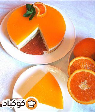 تشيز كيك بالبرتقال بالصور من Maissae Ali Recipe Arabic Food Cooking Recipes Food