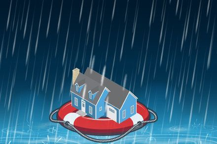 Tips For Flood Insurance And Your Mortgage Flood Flood Map