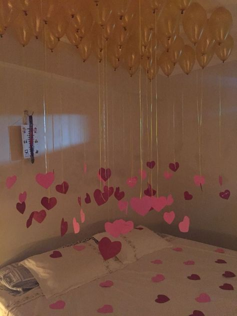 46 Trendy Birthday Surprise Room For Him Birthday Surprise