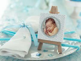 mini leinwand staffelei kleine bedrucken taufe fotogeschenke gestalten mit foto bilder großformat