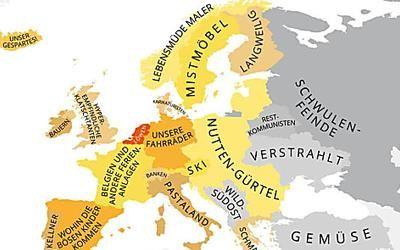 Europa Im Auto Das Ist Der Perfekte Roadtrip Roadtrip