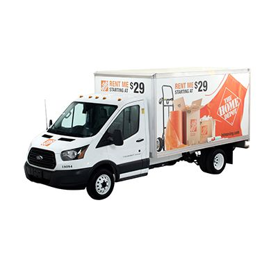 Truck Rentals Tool Rental In 2020 Moving Truck Home Depot Trucks