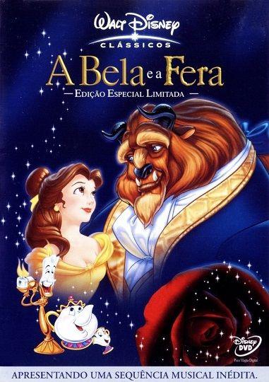 Top 10 A Bela E A Fera Com Imagens Filmes Filmes Infantis