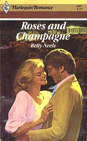 Betty Neels 60 1983 Roses And Champagne Romance Covers Romance Covers Art Clean Romance