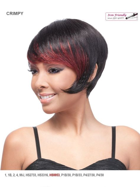 NEW WIG UPDATE It's a Wig Synthetic Full Wig - Crimpy http://nyhairmall.com/wig-and-weave/new-arrivals/it-s-a-wig-synthetic-full-wig-crimpy.html