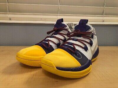 Nike Kobe A D Exodus Id Lakers Aq3740 991 Men S Size 10 5 Us Shoes Kicks Sneakerheads Sneaker Head White Casual Shoes Nike