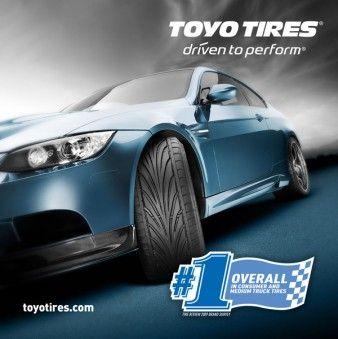 Publicité Toyo http://www.allopneus.com/Gamme-toyo-1,7,8-160.html