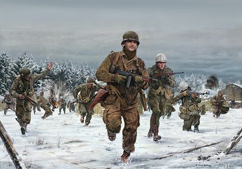 Why Nazi Germany Couldn't Win at the Battle of the Bulge