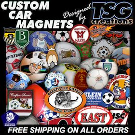 Shopping For Deals Today Check Out The Best In Custom CarMagnets - Custom car magnets baseball
