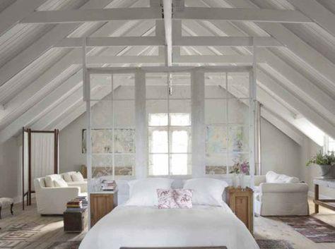▷1001+ idées déco de chambre sous pente cocoon Bedrooms