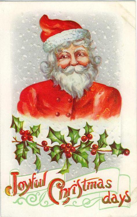 Pere Noel Vintage 286 Fonds D Ecran Gratuits Ecran Cool Cartes Postales De Noel Noel Vintage Et Peres Noel Vintage