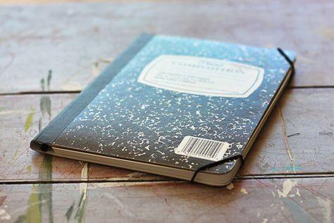 Cahier protégé ipad carton