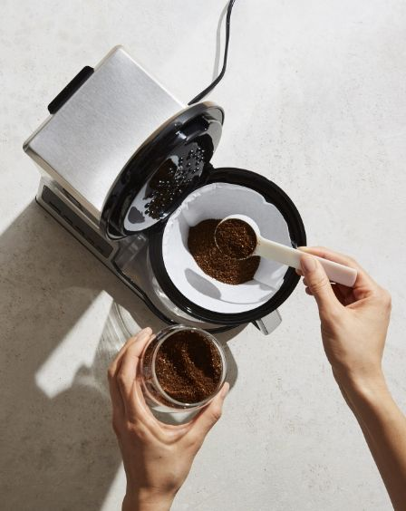 Coffee Maker | Receta | Oscar de la renta