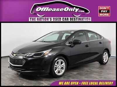 Ebay Advertisement 2017 Chevrolet Cruze Lt Fwd In 2020 Chevrolet Chevrolet Cruze Cars Trucks