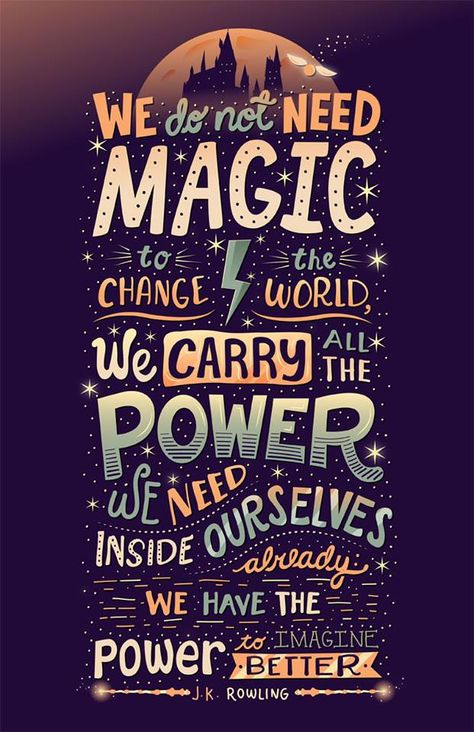 Harry Potter Quote!