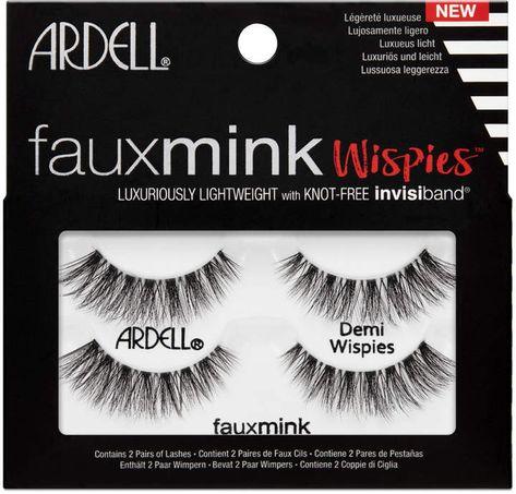 f822f363746 Ardell Lash Faux Mink Demiwsp Twin Pack