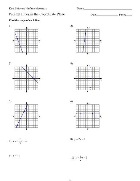 Slope Intercept Form Kuta Worksheet Attending Slope Intercept Form Kuta Worksheet Can Be A D Slope Intercept Form Slope Intercept Graphing Linear Equations