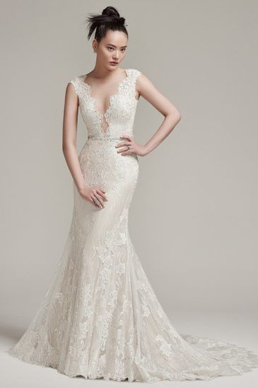 Discount Wedding Dresses Designer Wedding Dresses Vows Sottero And Midgley Wedding Dresses Sheath Wedding Dress Lace Wedding Dress Inspiration