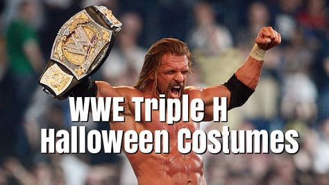 wwe triple h halloween costumes will make you the king of kings find all the gear to dress up as triple h for halloween right here - Triple H Halloween Costume