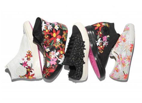 Arriva una nuova capsule collection per l'estate: lescarpe Converse x…