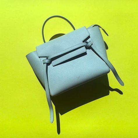 Céline Handbag, Mint, Leather, Luxury, Travel