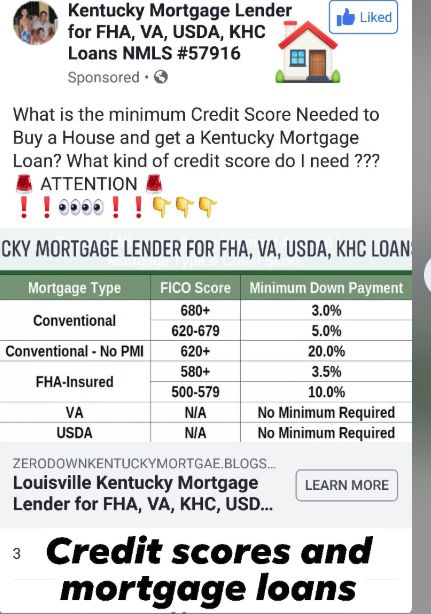 Fha Mortgage Insurance For Kentucky Mortgage Loans Mortgage