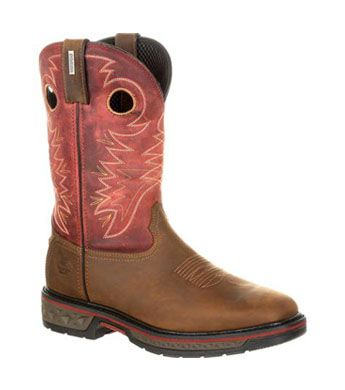 ARIAT Mens Flexpro 6 ESD Composite Toe Work Boot