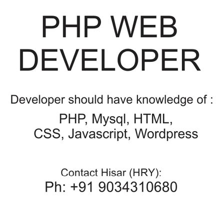 pin by spinnert software services on php web developer pinterest php web developer resume - Php Web Developer Resume