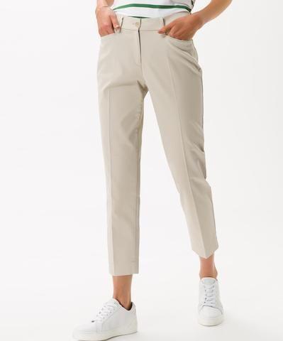 sports shoes fashion style biggest discount BRAX - Mara Sun - Pantalon capri de coton satin | BRAX ...