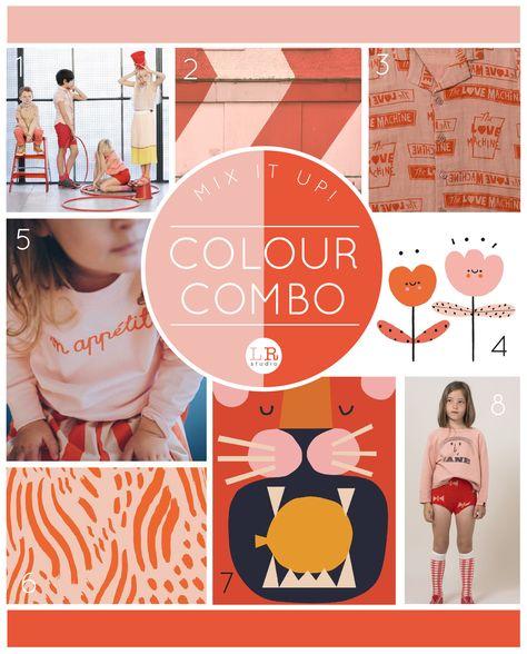 Lemon Ribbon Studio Colour Combo