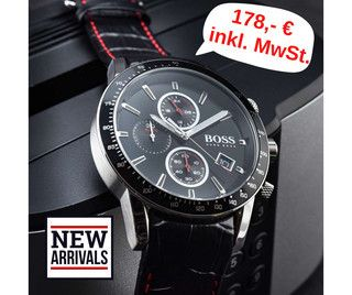 Hugo Boss Hb1513390 Rafale Herrenuhr Chronograph Uhren Herren Boss Uhren Und Hugo Boss