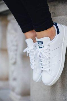 stan smith adidas navy blue womens