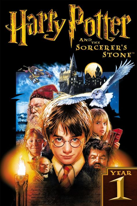 Harry Potter and the Sorcerer's Stone 2001 Hindi Dubbed Bluray 720p [1.0GB] Download