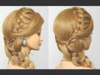 How To Make Side Braid Hairstyles Prom Hair Youtube Bestbraidedhairstyles Sidebraidhairstyles Ho Braided Hairstyles Simple Prom Hair Cool Braid Hairstyles