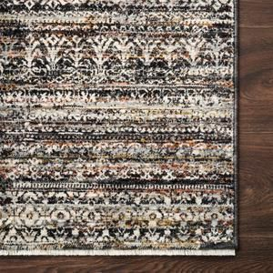 Loloi Theia Gray/Multi Power Loomed Rug – Paynes Gray
