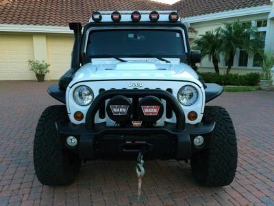2013 Jeep Wrangler Unlimited Rubicon Abu Dhabi 2013 Jeep