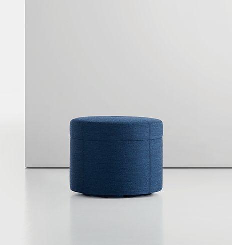 Marvelous Elevation Ottoman Terry Crews For Bernhardt Design Bralicious Painted Fabric Chair Ideas Braliciousco