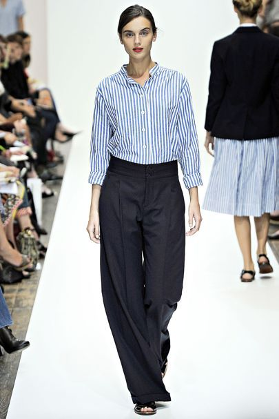 Margaret Howell Spring/Summer 2012 Ready-To-Wear Collection | British Vogue