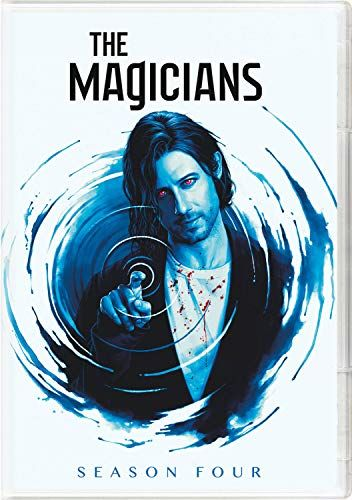 Pin By Atchison Library On New Adult Dvds 7 19 The Magicians Seasons Cool Things To Buy