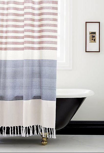 Karla Copper Shower Curtain Reviews Rideau Douche Rideaux De Douche En Tissu Rideau De Douche Design